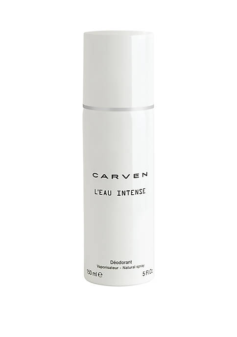 Carven LEau Intense Deodorant Spray
