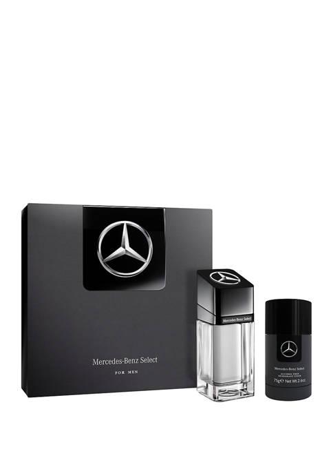 Mercedes Benz Select 2-Piece Set