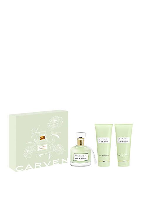 Carven LEau de Toilette 3 Piece Set