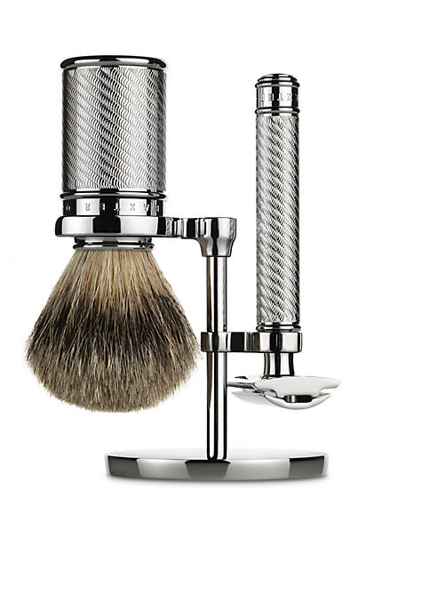 Baxter of California Double Edge Safety Razor Set