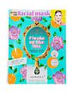 #IWokeUpLikeThis Glow Sheet mask with Wild Rose & Vitamin C