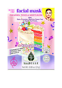 #DreamSkin Cleanses, Tones & Moisturizes Tencel® Sheet Mask