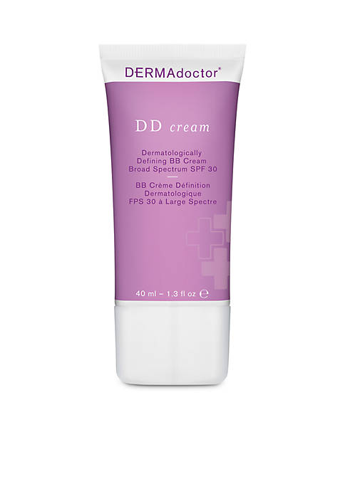 DERMAdoctor® DD Cream Dermatologically Defining BB Cream Broad