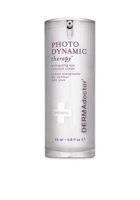 DERMAdoctor® Photodynamic Therapy Energizing Eye Renewal Cream
