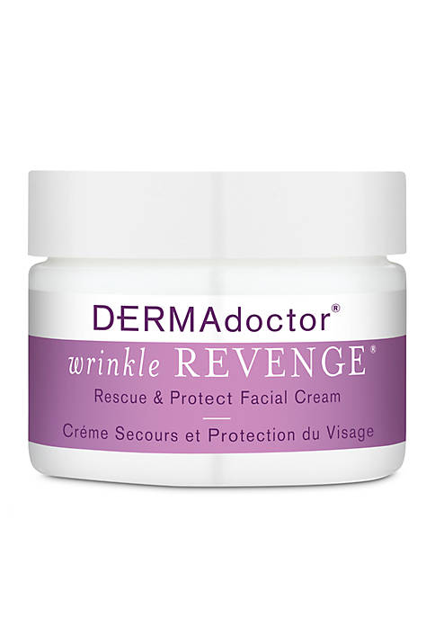 DERMAdoctor® Wrinkle Revenge Rescue and Protect Facial Cream