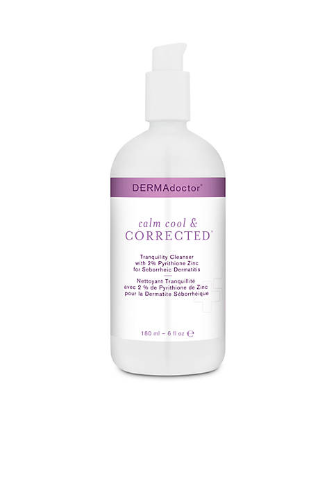 DERMAdoctor® Calm Cool & Corrected Tranquility Cleanser with