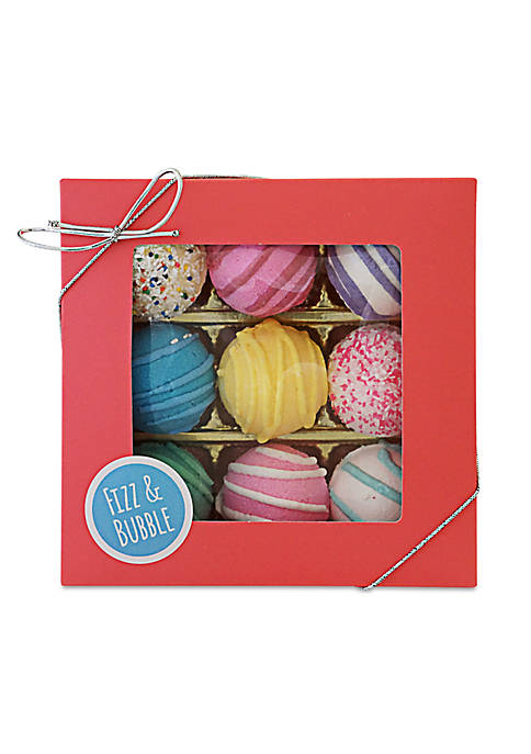 Fizz & Bubble Original Bath Bomb Truffle Set