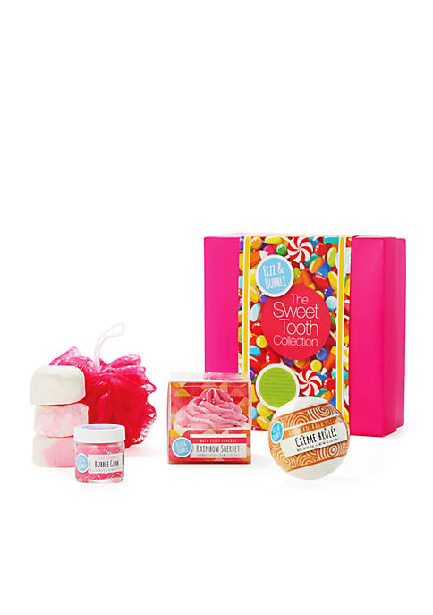 Fizz & Bubble The Sweet Tooth Collection