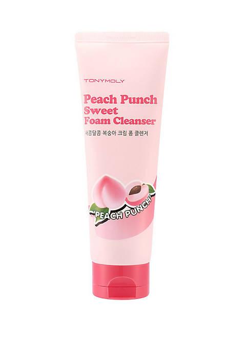 Peach Punch Sweet Foam Cleanser