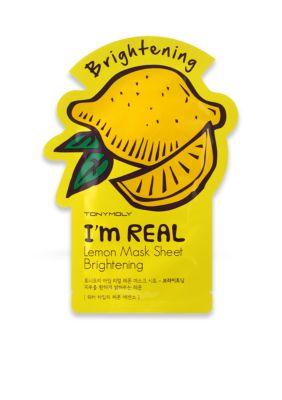 Tonymoly Women Im Real Lemon Sheet Mask