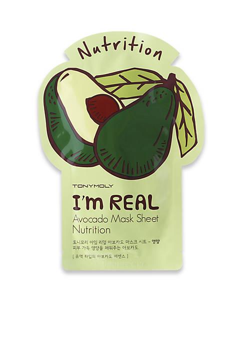 Im Real Avocado Sheet Mask