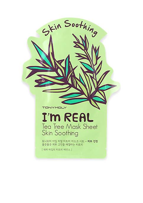Im Real Tea Tree Sheet Mask