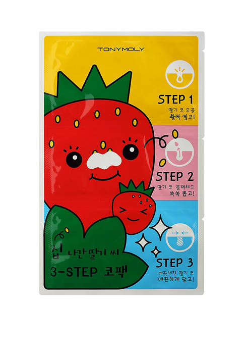 Strawberry Seed Nose Pack
