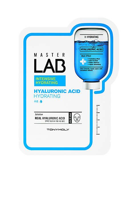 TONYMOLY Master Lab: Hyaluronic Acid Sheet Mask