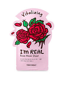 I'm Real Rose Sheet Mask