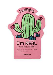 I'm Real Cactus Sheet Mask