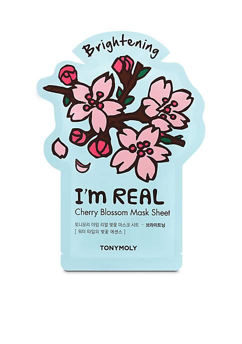 TONYMOLY Im Real Cherry Blossom Sheet Mask