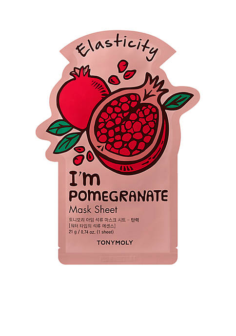 Im Pomegranate Sheet Mask