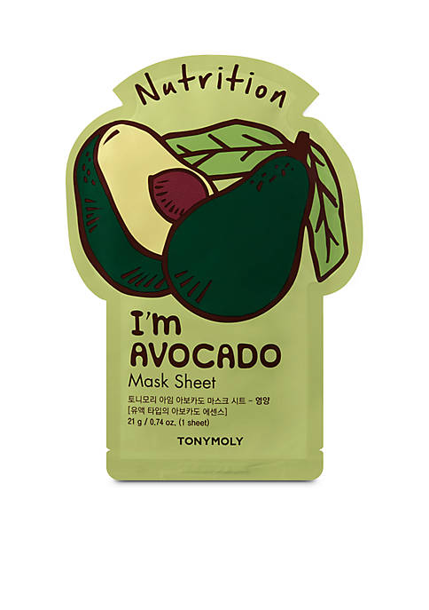 TONYMOLY Im Avocado Sheet Mask