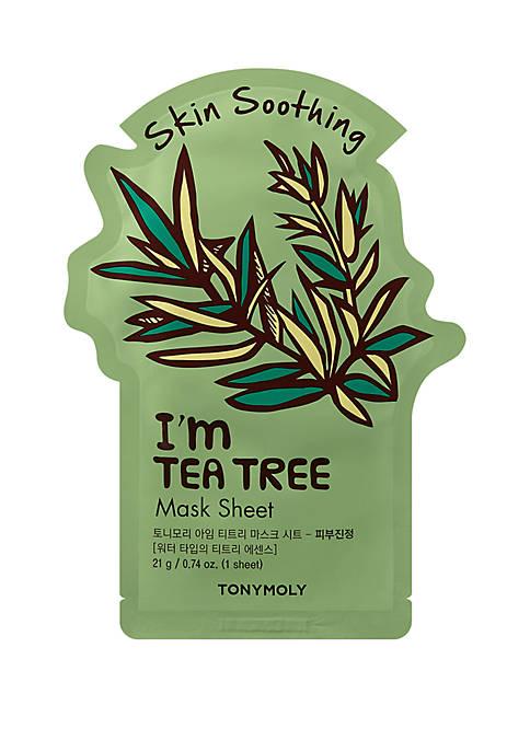 Im Tea Tree Sheet Mask