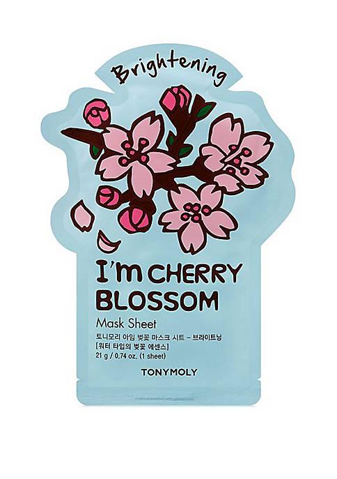 Im Cherry Blossom Sheet Mask