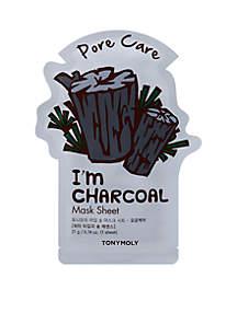 I'm Charcoal Sheet Mask