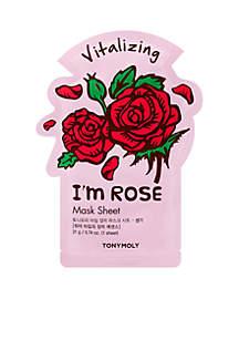 I'm Rose Sheet Mask