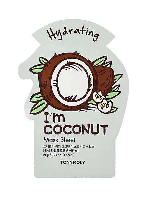 Im Coconut Sheet Mask