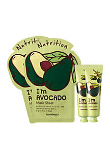 I'm Avocado Mask & Hand Cream Set