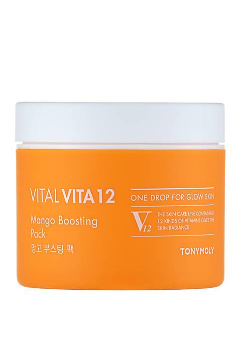 Vital Vita 12 Mango Boosting Mask