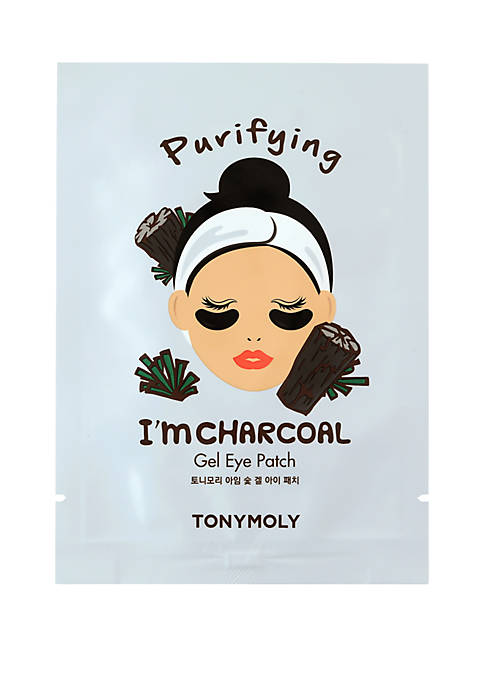 TONYMOLY Im Charcoal Eye Mask