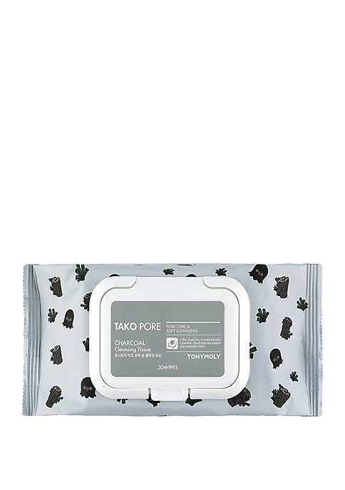 Tako Charcoal Cleansing Tissue