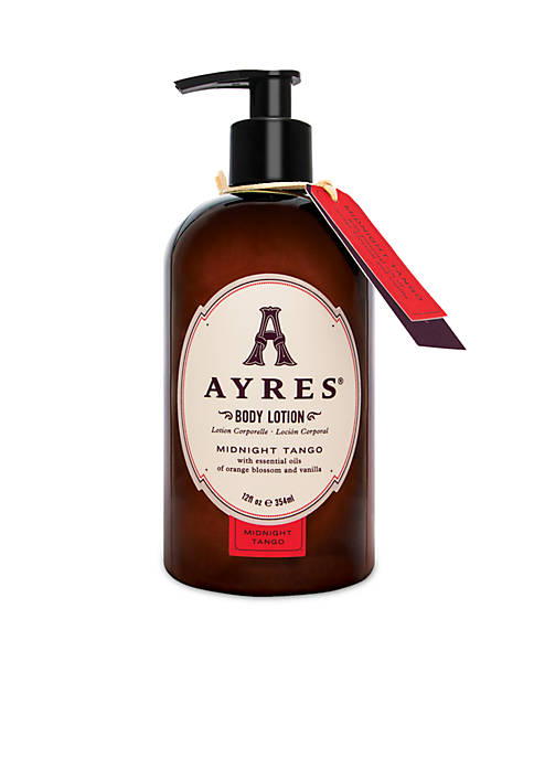 AYRES Midnight Tango Body Lotion