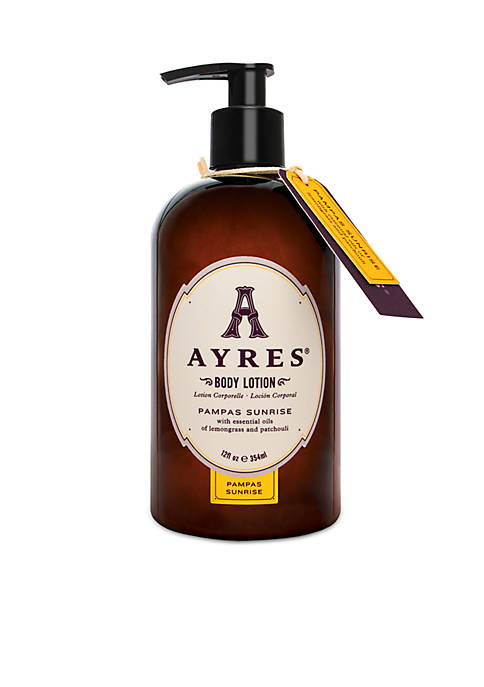 AYRES Pampas Sunrise Body Lotion