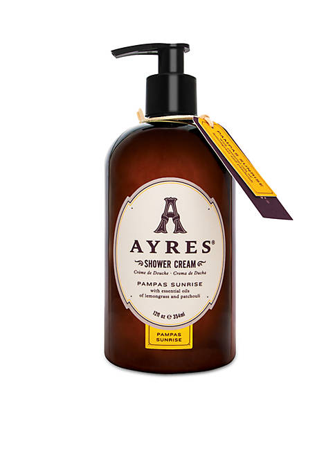 AYRES Pampas Sunrise Shower Cream