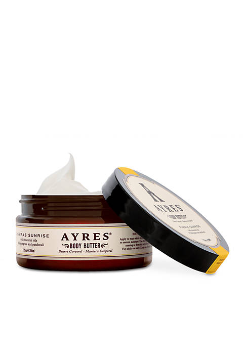 AYRES Pampas Sunrise Body Butter