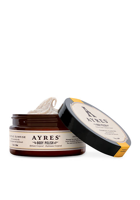 AYRES Pampas Sunrise Body Polish