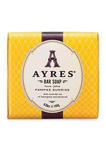 Pampas Sunrise Bar Soap