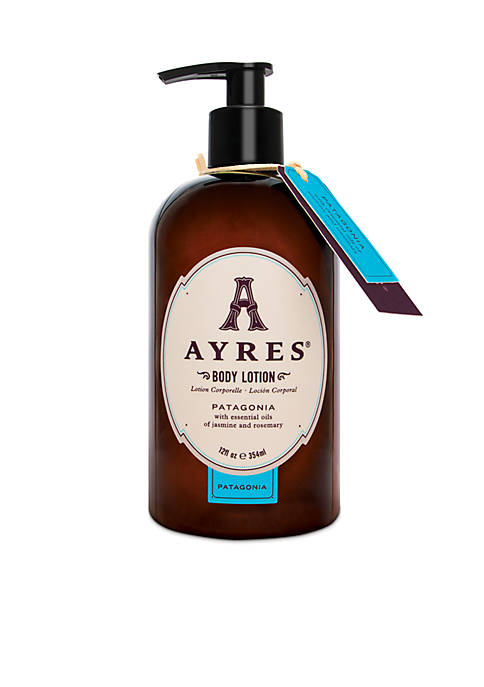AYRES Patagonia Body Lotion