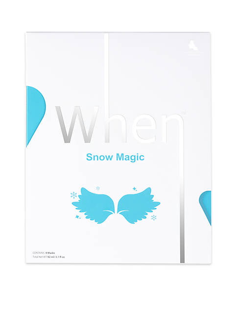 When Snow Magic Box Set