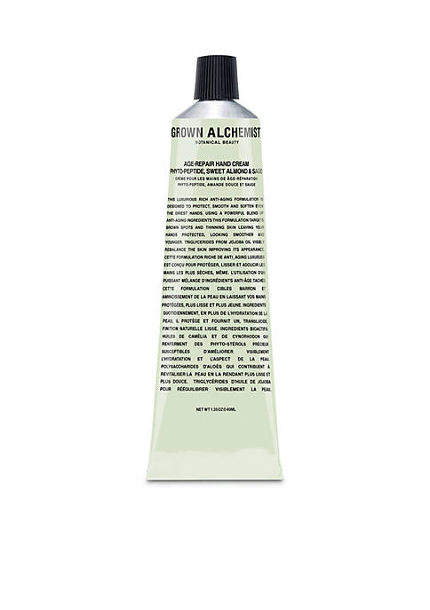 GROWN ALCHEMIST Age-Repair Hand Cream: Phyto-Peptide, Sweet
