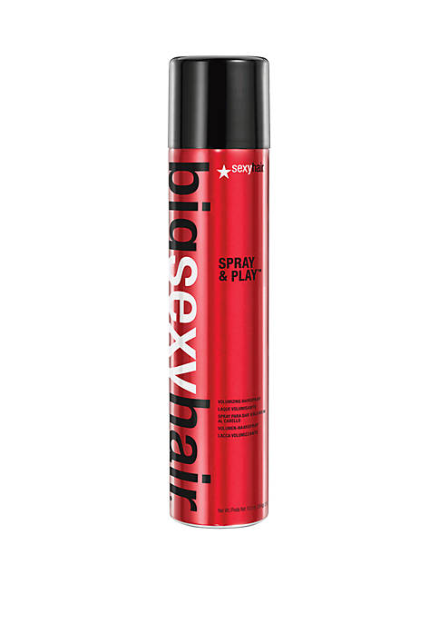 Hair Spray & Play Harder Firm Volumizing Hairspray