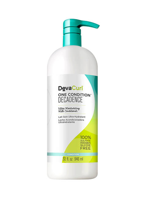 DevaCurl No-poo 32 oz Decadence Zero Lather Ultra