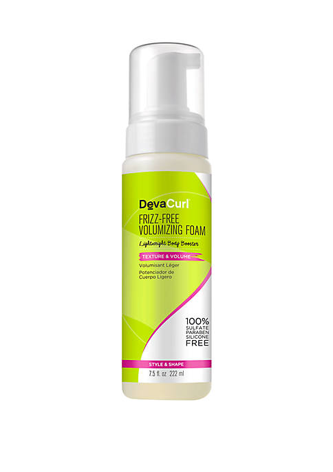 DevaCurl Frizz-Free Volumizing Foam