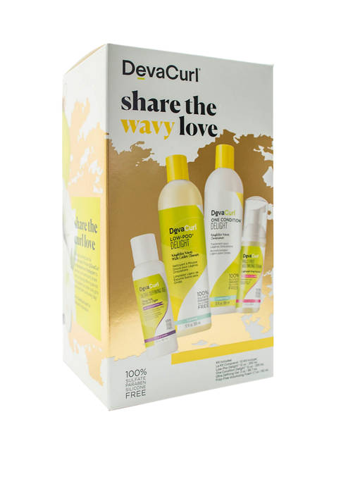 DevaCurl Share The Wavy Love Kit