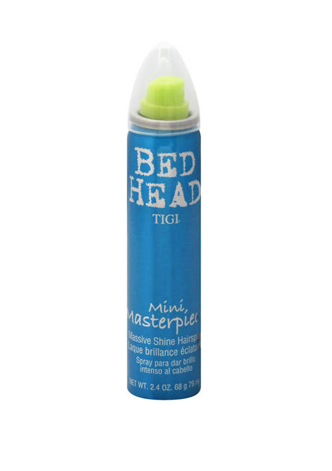 Bed Head® Mini Masterpiece Shine Hair Spray, 2.4