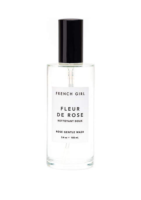 French Girl Fleur De Rose