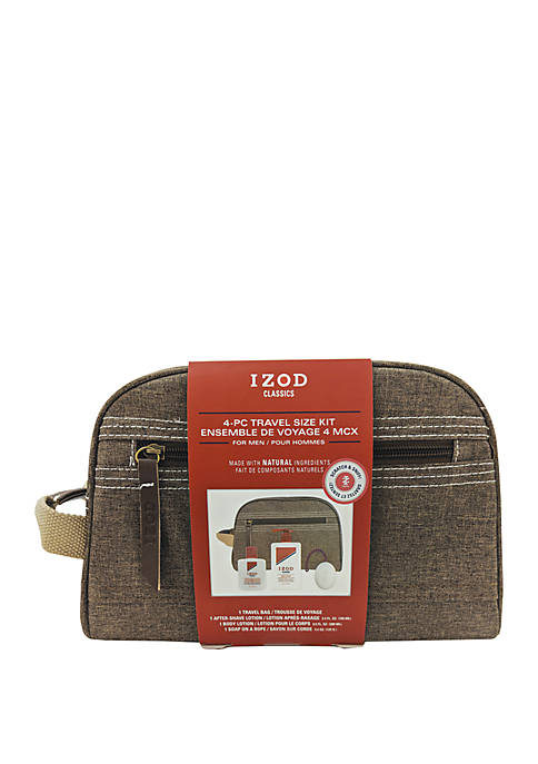 IZOD Classic Travel Dopp Kit