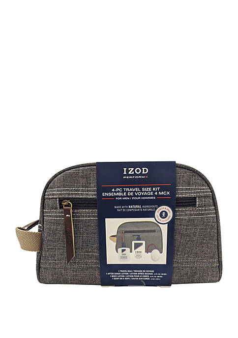 IZOD PerformX Travel Dopp Kit