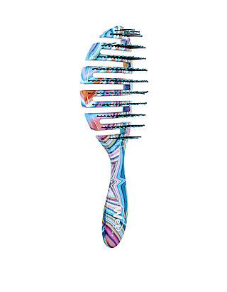 Flex Dry Brush - Chromatic Swirl